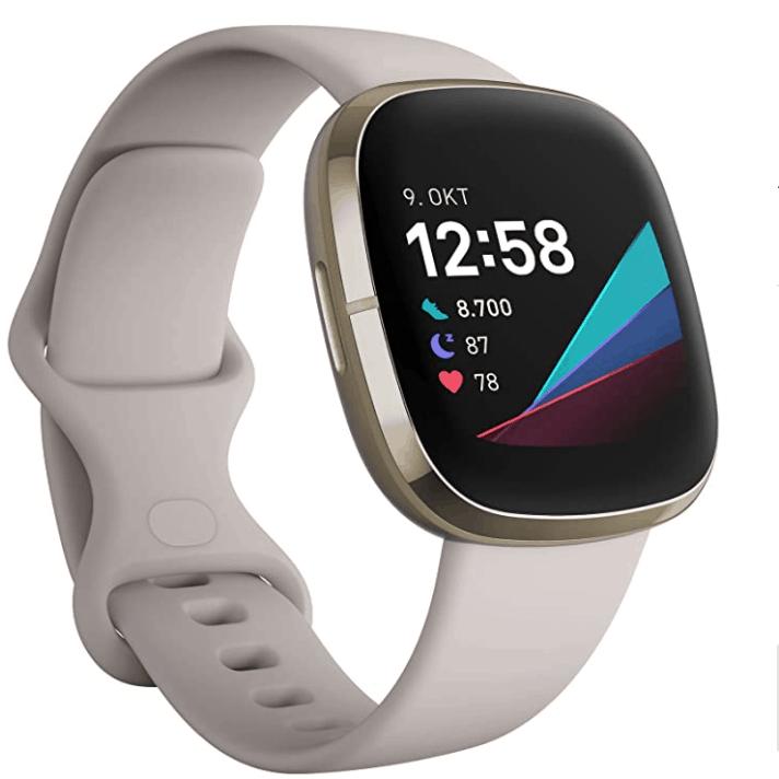 Werbefoto der Fitbit Sense