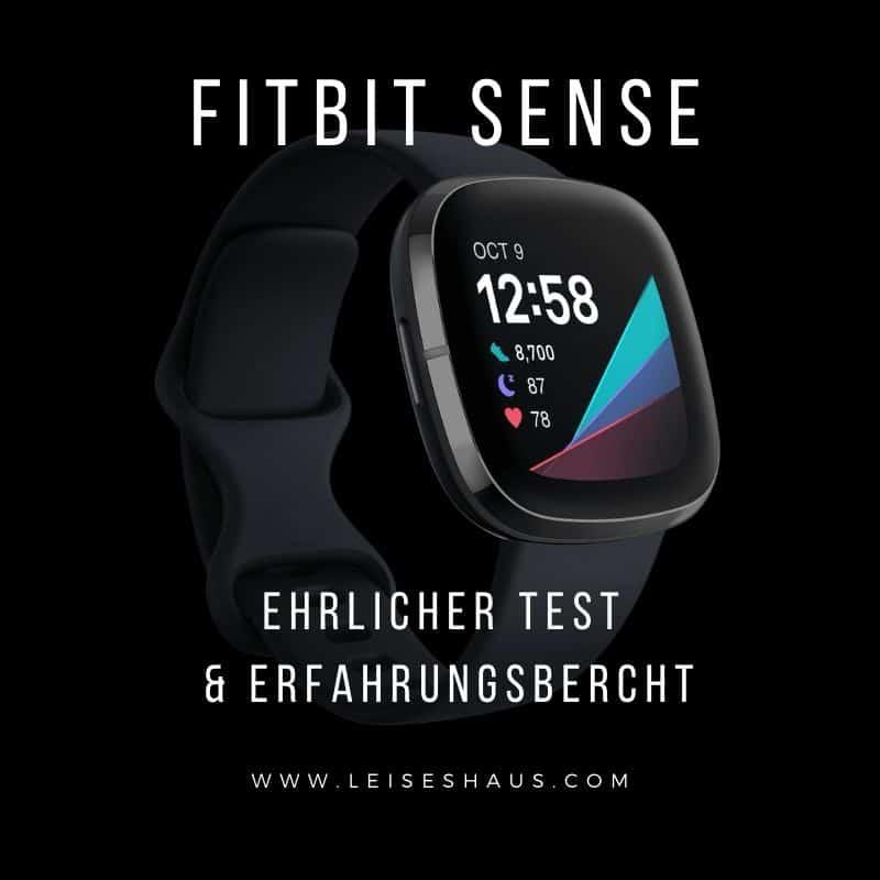 Ausführlicher Erfahrungsbericht der Fitbit Sense